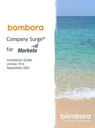 Company Surge® for Marketo Integration Guide