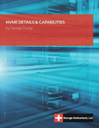 NVMe Details & Capabilities