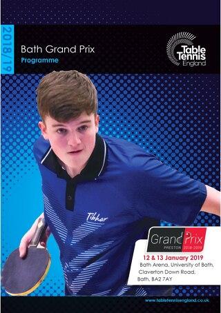 Bath Grand Prix 2018-19