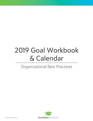 2019 Planning Workbook
