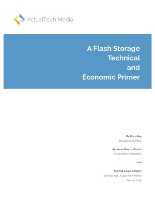 A Flash Storage Technical & Economic Primer