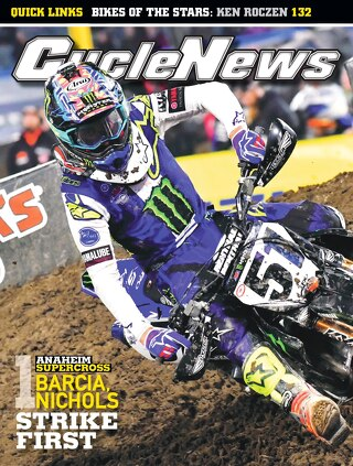 Cycle News Issue 1 January 8