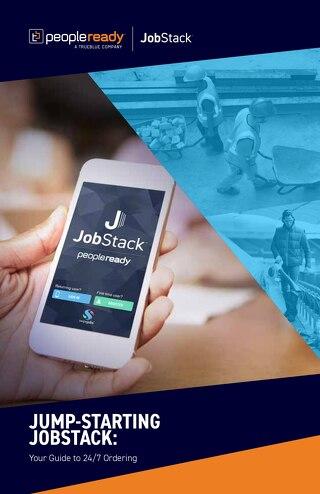 JobStack Customer Quick Start Guide