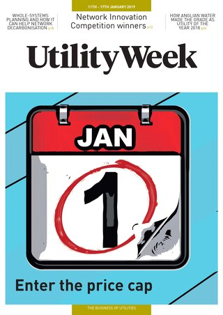 Utility Week 11th January 20198