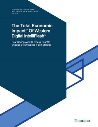 Total Economic Impact of IntelliFlash