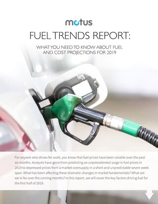 Motus 2019 Fuel Trends Report