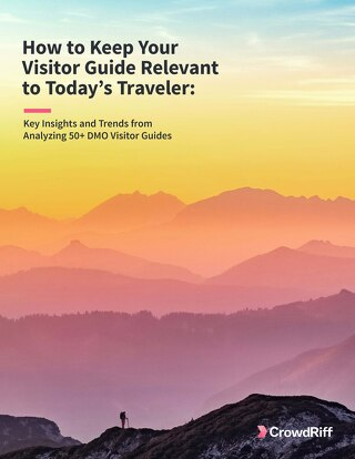 How to Keep Your Visitor Guide Relevant to Today's Traveler