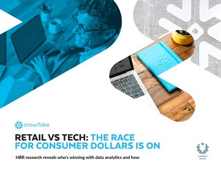 Retail vs. Tech: The Race for Consumer Dollars Is On