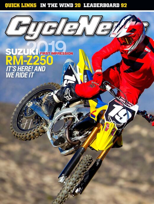 Cycle News Issue 49 December 11