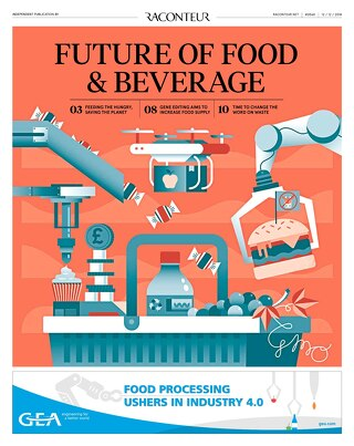 Future of Food & Beverage 2018