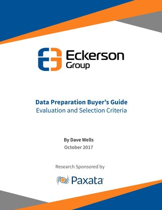 Data Preparation Buyer's Guide