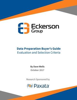 Data Preparation Buyer's Guide