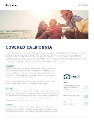 Covered California Case Study