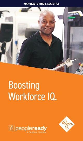 Manufacturing & Logistics - Customer Brochure