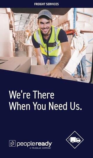 Freight Services - Customer Brochure