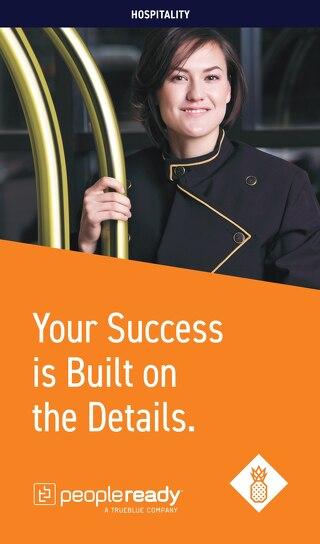 Hospitality - Customer Brochure