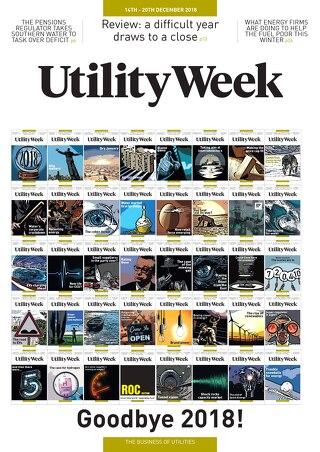 Utility Week 14th December 2018