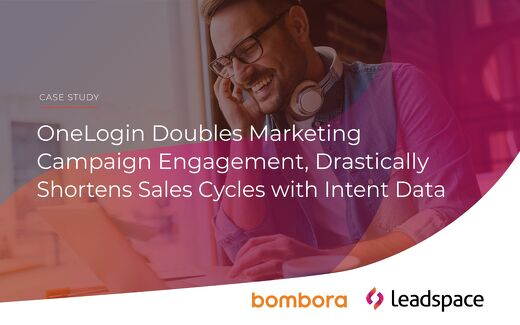OneLogin Doubles Marketing Engagement, Shortens Sales Cycles With Intent Data