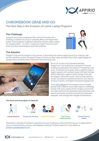 Chromebook Grab and Go