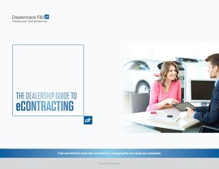 The Dealership Guide to eContracting