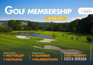 Golf Membership 2018/19 Digital Magazine - Issue 1
