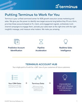 [PDF] Putting Terminus to Work for You