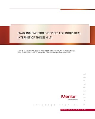 Enabling Embedded Devices for Industrial Internet of Things (IIoT)