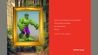 Hulk Holiday