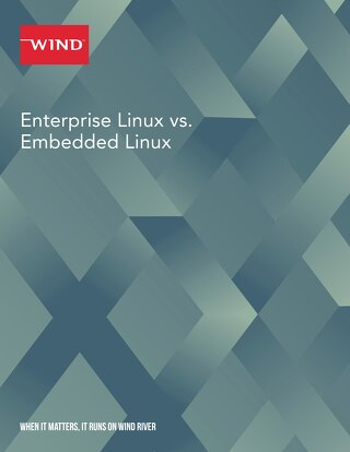 Enterprise Linux vs. Embedded Linux
