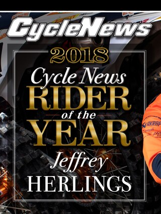 Cycle News Issue 50 December 18