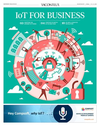 IoT for Business 2018