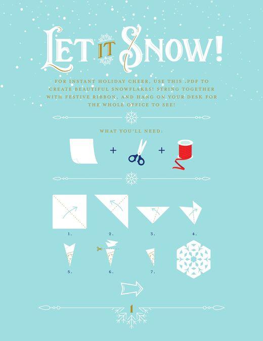 2018 Snowflake Cutouts