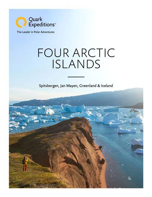 Four Arctic Islands: Spitsbergen, Jan Mayen, Greenland & Iceland