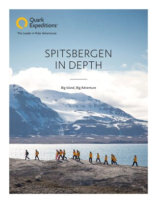 Spitsbergen In Depth: Big Island, Big Adventure
