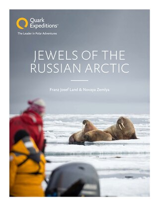 Jewels of the Russian Arctic: Franz Josef Land & Novaya Zemlya
