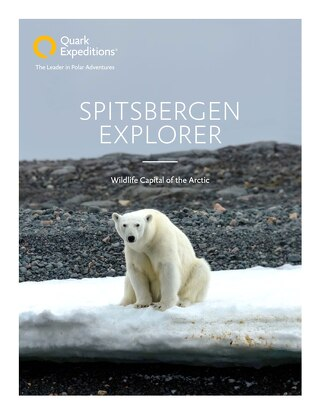 Spitsbergen Explorer: Wildlife Capital of the Arctic