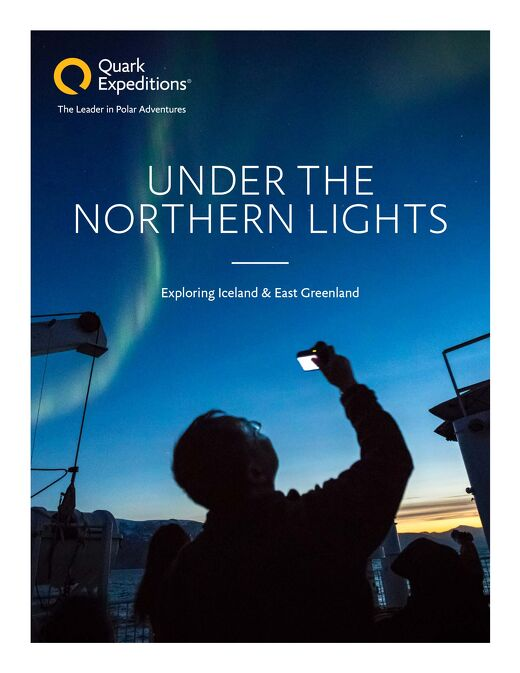 Under the Northern Lights: Exploring Iceland & East Greenland