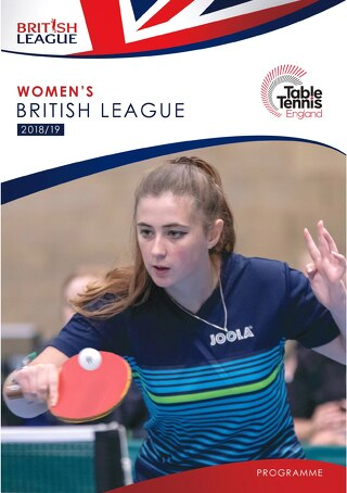 Women's British League weekend 2 2018-19