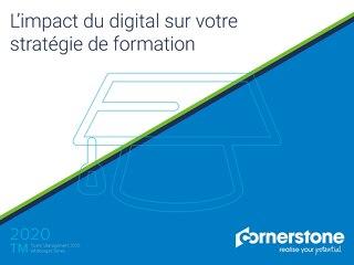 L'impact du digital sur votre stratégie de formation