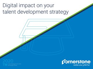 Digital impact on your talent development strategy