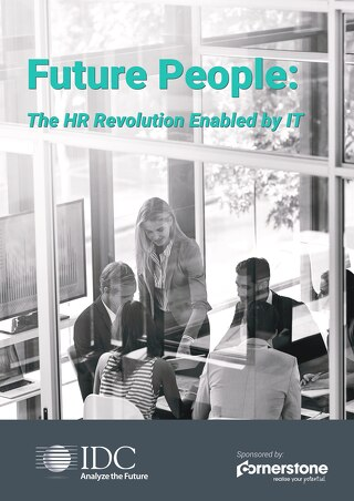 Future People - The HR Revolution Enabled by IT