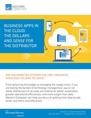 Distribution Cloud Apps