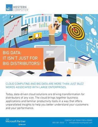 Big Data Isn't Just For Big Distributors
