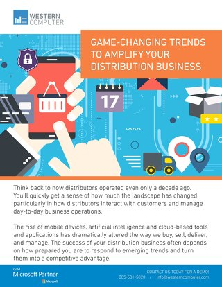 Game Changing Distribution Trends