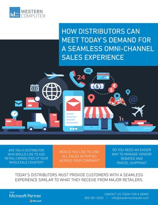 Create a Seamless Omni-Channel Sales Experience