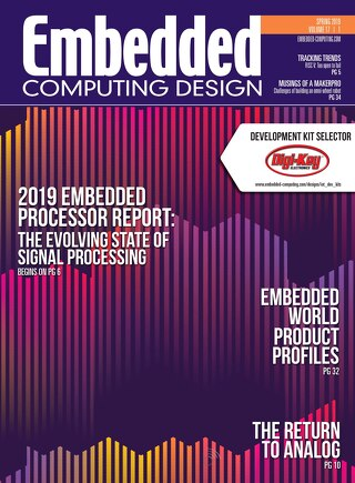 Embedded Computing Design Spring 2019