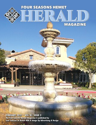 Four Seasons Hemet Herald February 2019