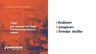 3 fasi per definire i KPI della funzione acquisizione talenti