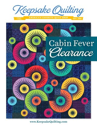 Cabin Fever Clearance