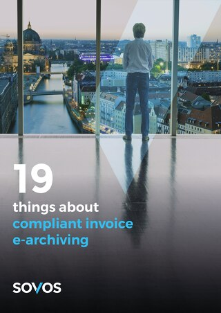 19 Things About Compliant Invoice E-archiving
